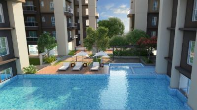 Gallery Cover Image of 915 Sq.ft 2 BHK Apartment for buy in The Forest, Paikpara for 4758000