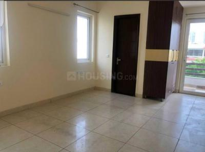 Gallery Cover Image of 1550 Sq.ft 3 BHK Independent Floor for rent in Unitech South City II, Sector 49 for 21000