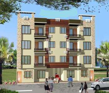 Gallery Cover Image of 650 Sq.ft 2 BHK Apartment for buy in Boral for 1950000