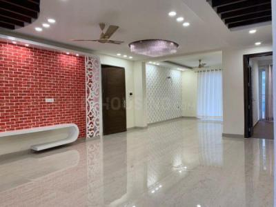 Gallery Cover Image of 2400 Sq.ft 4 BHK Independent Floor for buy in Unitech South City II, Sector 49 for 19500000