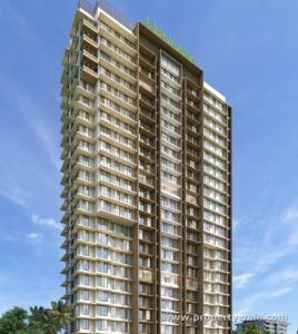 Gallery Cover Image of 401 Sq.ft 1 BHK Apartment for buy in Vikhroli East for 7500000