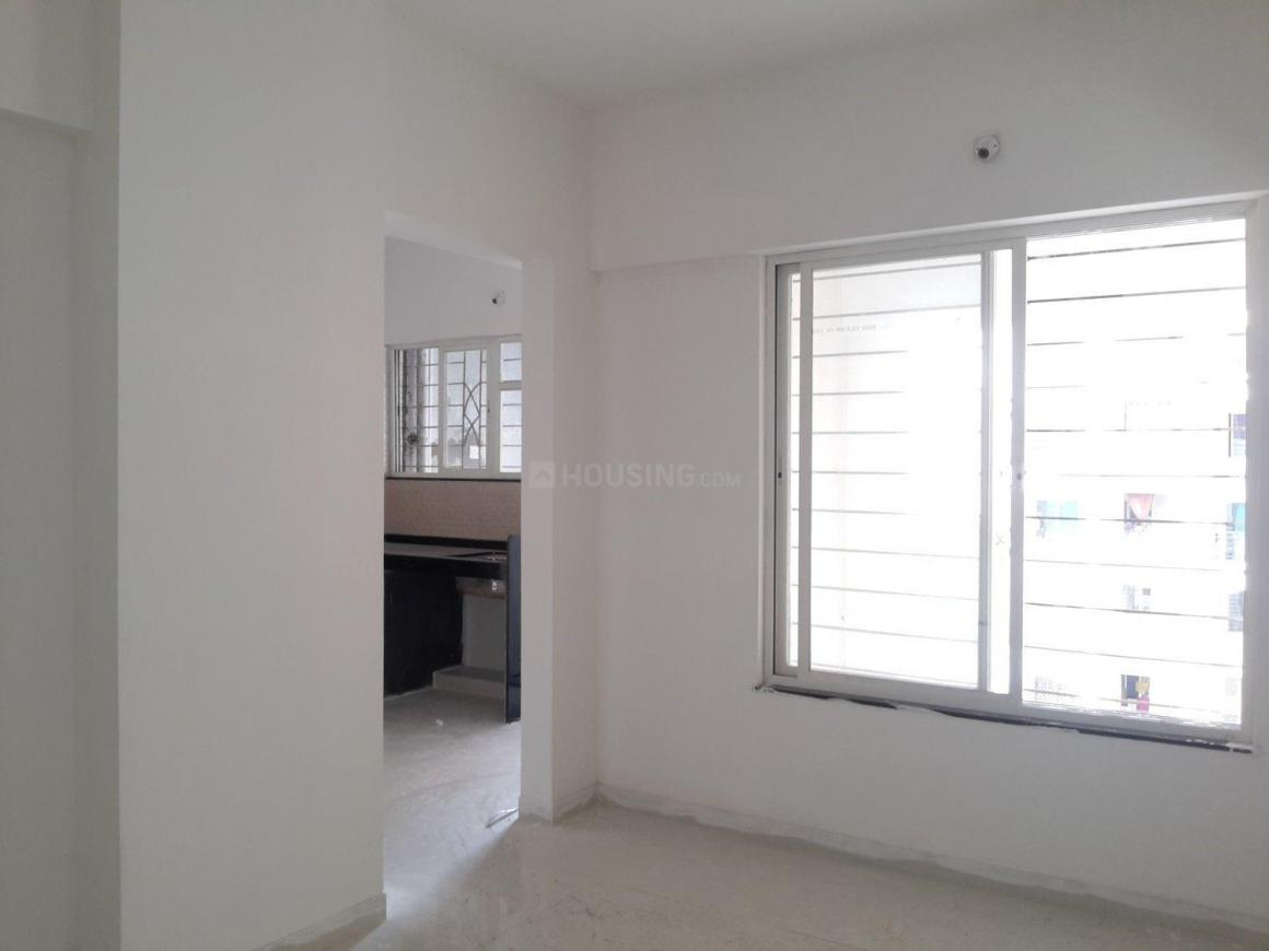 Living Room Image of 650 Sq.ft 1 BHK Apartment for rent in Wagholi for 6000