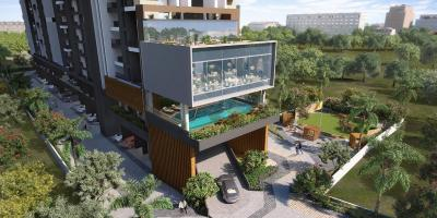 Gallery Cover Image of 1044 Sq.ft 2 BHK Apartment for buy in Pimple Saudagar for 9800000
