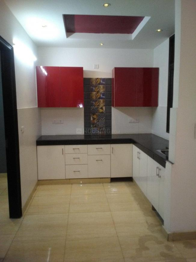 Kitchen Image of 960 Sq.ft 3 BHK Independent House for buy in Shakti Khand for 4400000