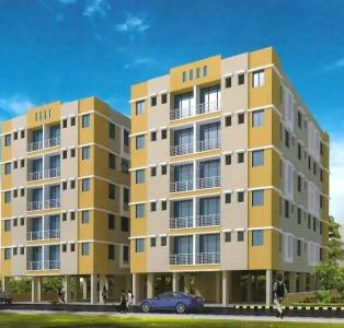 Gallery Cover Image of 515 Sq.ft 1 BHK Apartment for buy in Rabale for 2575000