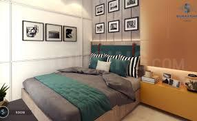 Gallery Cover Image of 530 Sq.ft 1 BHK Apartment for buy in Conceptual Suraksha Smart City Phase I, Vasai East for 2250000