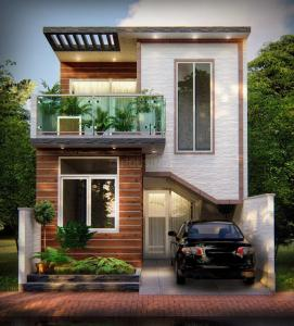 Gallery Cover Image of 970 Sq.ft 2 BHK Villa for buy in Noida Extension for 2150000
