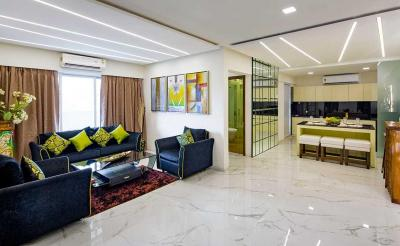 Gallery Cover Image of 1282 Sq.ft 3 BHK Apartment for buy in Ruparel Orion, Chembur for 25000000