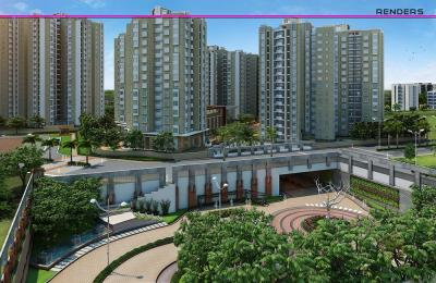 Gallery Cover Image of 1047 Sq.ft 2 BHK Apartment for rent in Whitefield for 26000