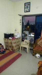 Gallery Cover Image of 550 Sq.ft 1 BHK Apartment for rent in Wakad for 13500
