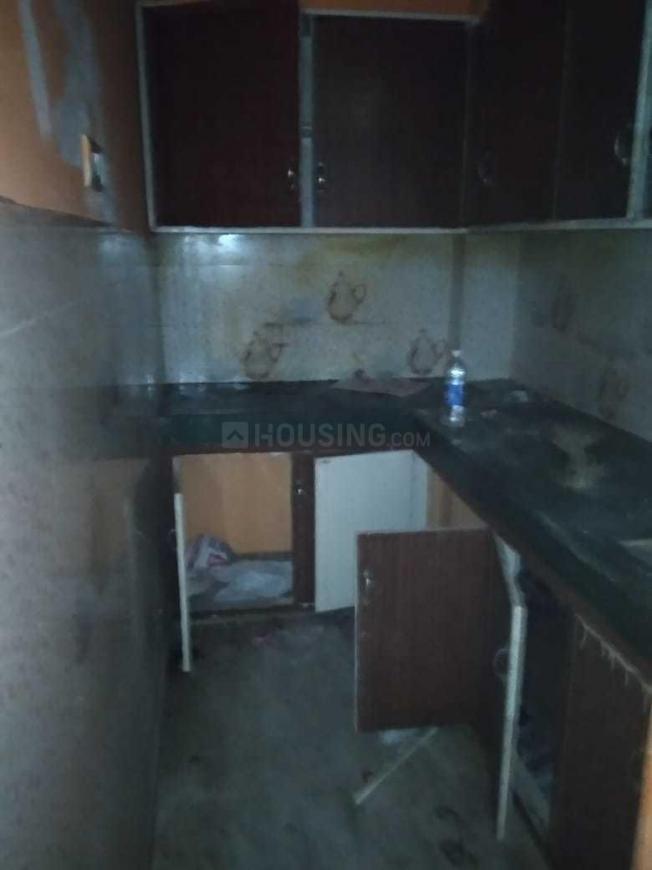 Kitchen Image of 250 Sq.ft 1 RK Independent Floor for buy in New Ashok Nagar for 1100000