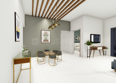 Gallery Cover Image of 1050 Sq.ft 2 BHK Apartment for buy in Paranjape Blue Ridge , Hinjewadi for 6400000