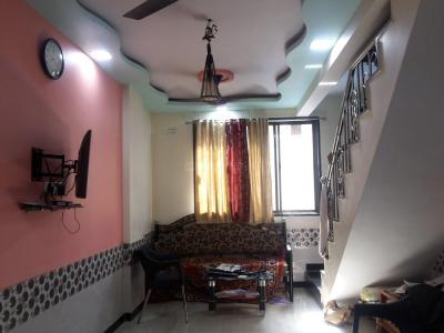 Gallery Cover Image of 550 Sq.ft 1 BHK Independent House for rent in Airoli for 23000