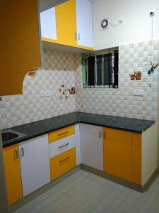 Gallery Cover Image of 750 Sq.ft 1 BHK Apartment for rent in Kaggadasapura for 16000
