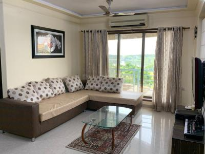 Gallery Cover Image of 2000 Sq.ft 3 BHK Apartment for rent in Nerul for 75000