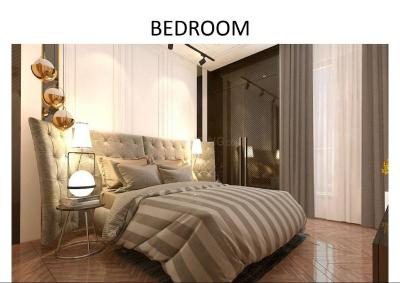 Bedroom Image of 1710 Sq.ft 3 BHK Apartment for buy in MAXXUS ELANZA, Sector 12 for 6100000