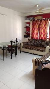 Gallery Cover Image of 673 Sq.ft 1 BHK Apartment for buy in Vasupujya Neco Gardens, Viman Nagar for 6000000
