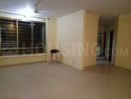 Living Room Image of 410 Sq.ft 1 BHK Apartment for rent in Kandivali East for 22000