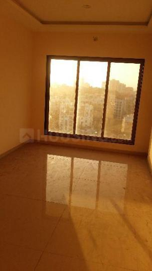 Living Room Image of 645 Sq.ft 1 BHK Apartment for rent in Dahisar West for 22000