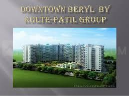 Gallery Cover Image of 1550 Sq.ft 3 BHK Apartment for buy in Kolte Patil Beryl, Kharadi for 13000000