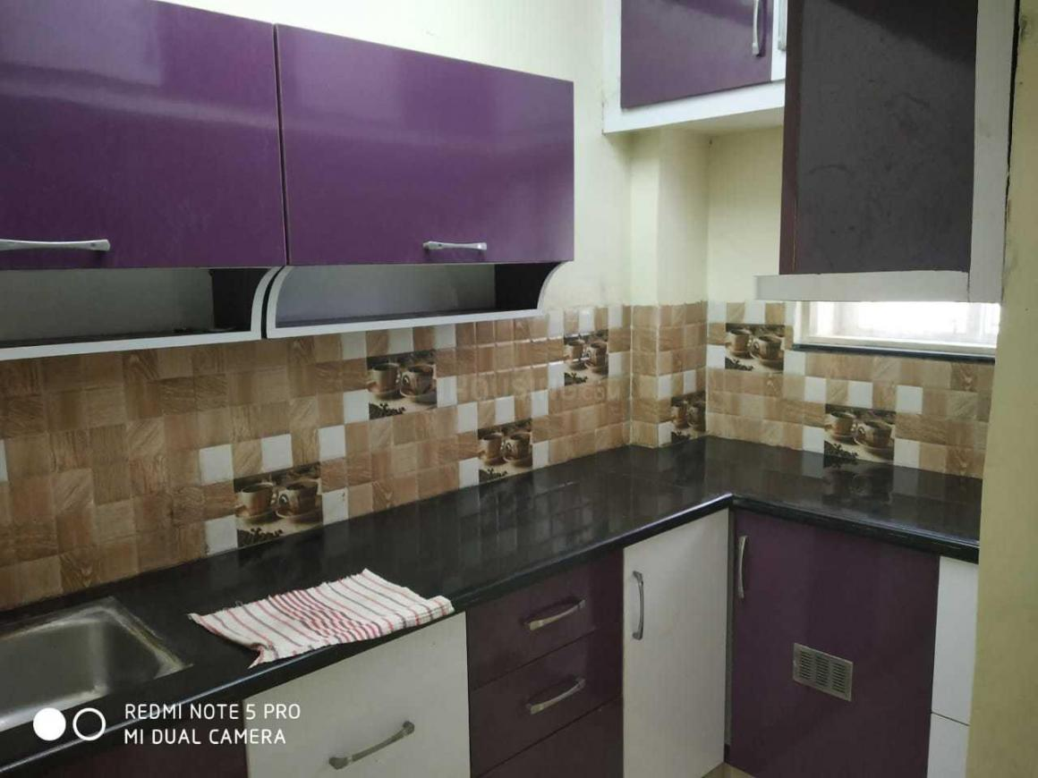 Kitchen Image of 465 Sq.ft 1 BHK Apartment for buy in Manikonda for 2800000