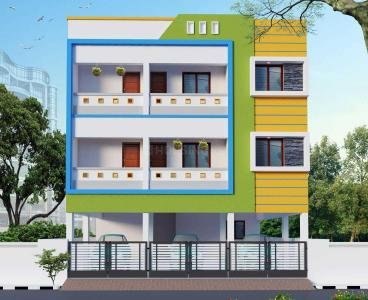 Gallery Cover Image of 1216 Sq.ft 3 BHK Apartment for buy in Nandambakkam for 7200000