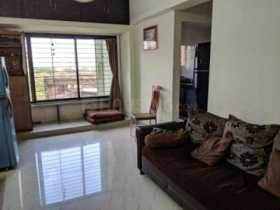 Gallery Cover Image of 675 Sq.ft 2 BHK Apartment for rent in Vihang Vihang Valley, Kasarvadavali, Thane West for 17000
