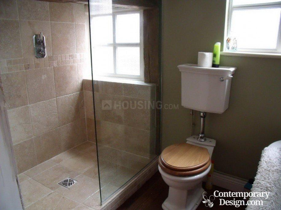 Bathroom Image of 457 Sq.ft 1 BHK Independent House for buy in Seawoods for 2450000
