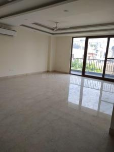Gallery Cover Image of 4500 Sq.ft 4 BHK Independent Floor for rent in Gulmohar Park for 130000