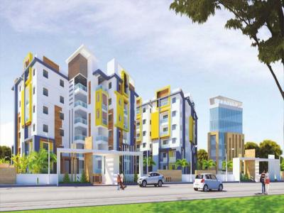 Gallery Cover Image of 1645 Sq.ft 3 BHK Apartment for buy in The Life, Hitech City for 10363500