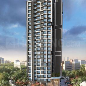 Gallery Cover Image of 975 Sq.ft 2 BHK Apartment for buy in Yogi Ajmera Bliss, Kalyan West for 6499999