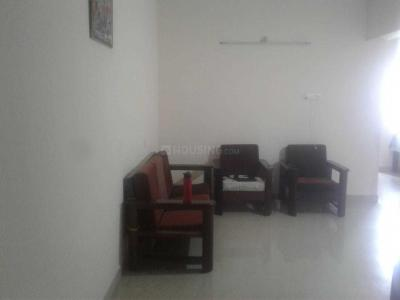 Gallery Cover Image of 1200 Sq.ft 2 BHK Apartment for rent in Mahaveer Varna, Kannamangala for 13000
