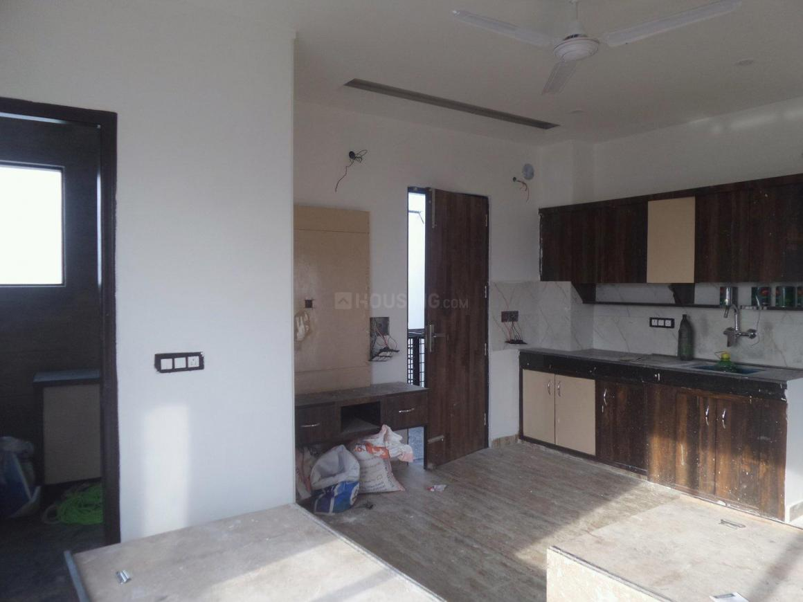 Bedroom Image of 400 Sq.ft 1 RK Apartment for rent in Sushant Lok I for 14000