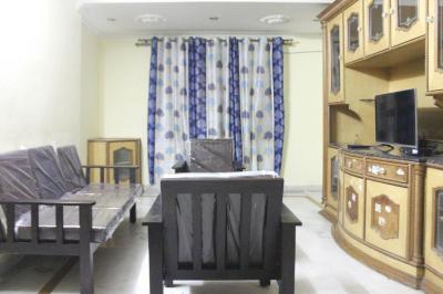 Gallery Cover Image of 1300 Sq.ft 3 BHK Apartment for rent in Yousufguda for 22500