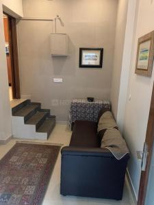 Gallery Cover Image of 400 Sq.ft 1 BHK Apartment for rent in Nizamuddin West for 35000
