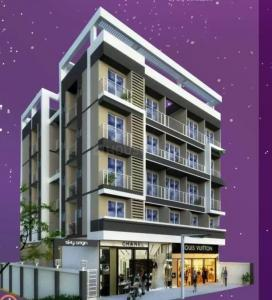 Gallery Cover Image of 350 Sq.ft 1 RK Apartment for buy in Shiv Aangan, Ulwe for 2300000