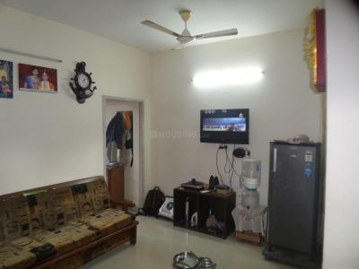 Gallery Cover Image of 950 Sq.ft 1 BHK Apartment for rent in Tharamani for 12000