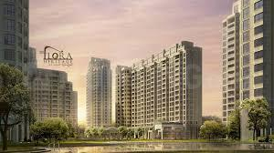 Gallery Cover Image of 1009 Sq.ft 2 BHK Apartment for buy in SRPL Flora Heritage, Noida Extension for 3763570