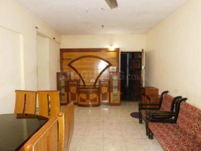 Gallery Cover Image of 1050 Sq.ft 2 BHK Apartment for rent in Nerul for 27000