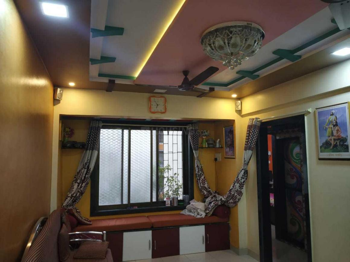 Living Room Image of 596 Sq.ft 1 BHK Apartment for buy in Greater Khanda for 4700000