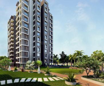 Gallery Cover Image of 2410 Sq.ft 4 BHK Apartment for buy in Thaltej for 18500000