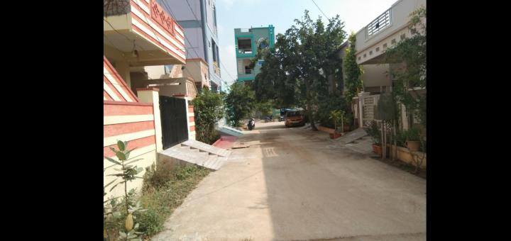 Balcony Image of 850 Sq.ft 2 BHK Independent House for buy in Saroornagar for 4800000