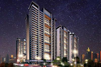 Gallery Cover Image of 1570 Sq.ft 2 BHK Apartment for buy in Regency Antilia Phase V Avana, Ulhasnagar for 7500000