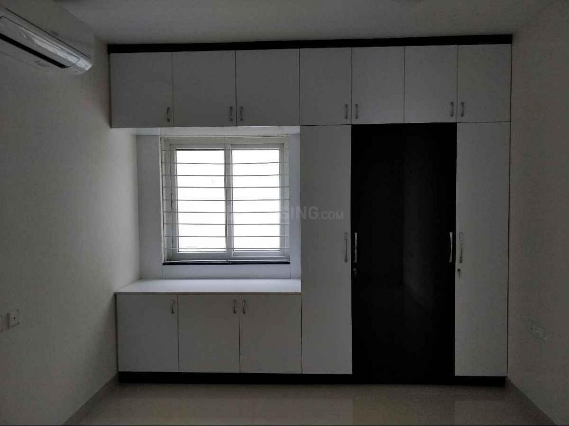 Bedroom Image of 2155 Sq.ft 3 BHK Apartment for rent in Khaja Guda for 40000