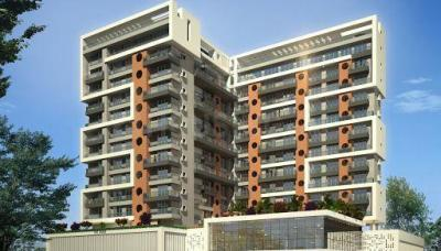 Gallery Cover Image of 1250 Sq.ft 2 BHK Apartment for buy in Universal The Oasis, Belapur CBD for 16500000