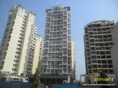 Gallery Cover Image of 650 Sq.ft 1 BHK Apartment for rent in Siddharth Geetanjali Heights, Kharghar for 12000