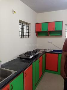 Gallery Cover Image of 450 Sq.ft 1 RK Independent Floor for rent in Brookefield for 9500