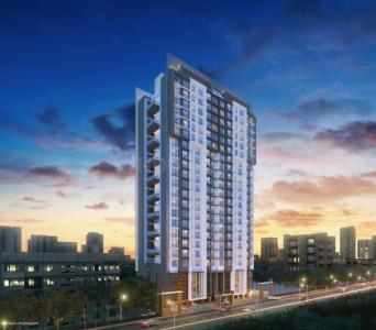 Gallery Cover Image of 866 Sq.ft 2 BHK Apartment for buy in Worli for 27500000