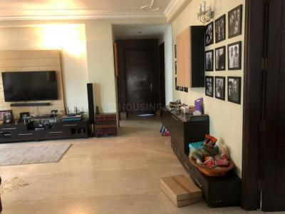 Gallery Cover Image of 5500 Sq.ft 4 BHK Independent Floor for buy in Safdarjung Development Area for 85000000