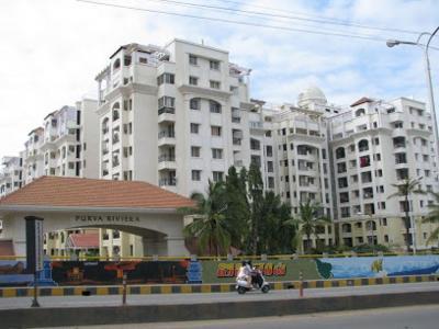 Gallery Cover Image of 1123 Sq.ft 2 BHK Apartment for buy in Puravankara Purva Riviera, Marathahalli for 7600000